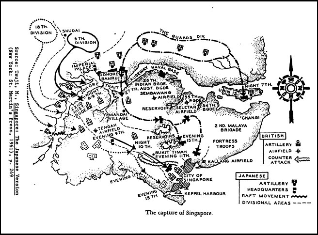 HyperWar: Bicycle Blitzkrieg: The Malayan Campaign and the