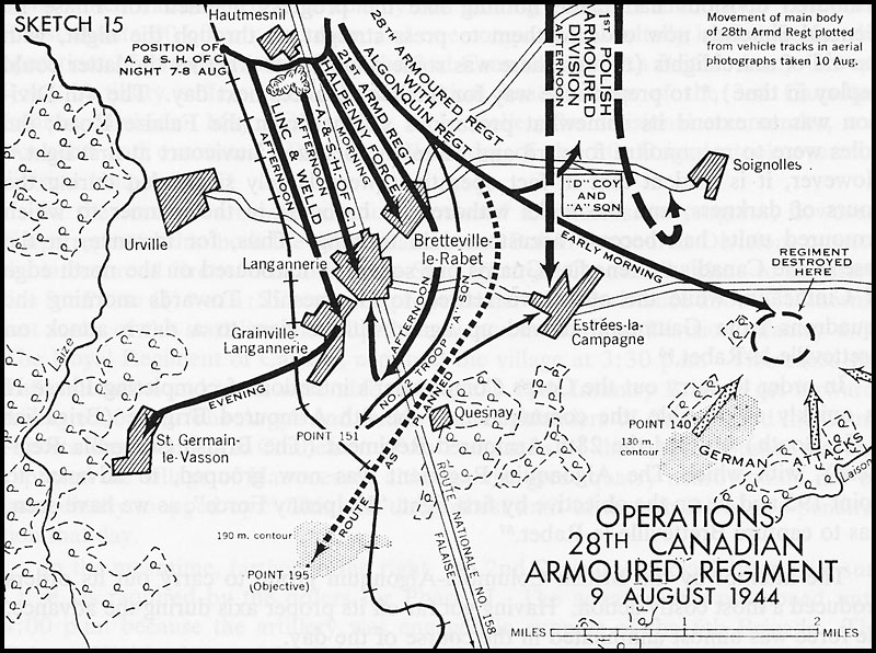 HyperWar: The Victory Campaign: The Operations in North