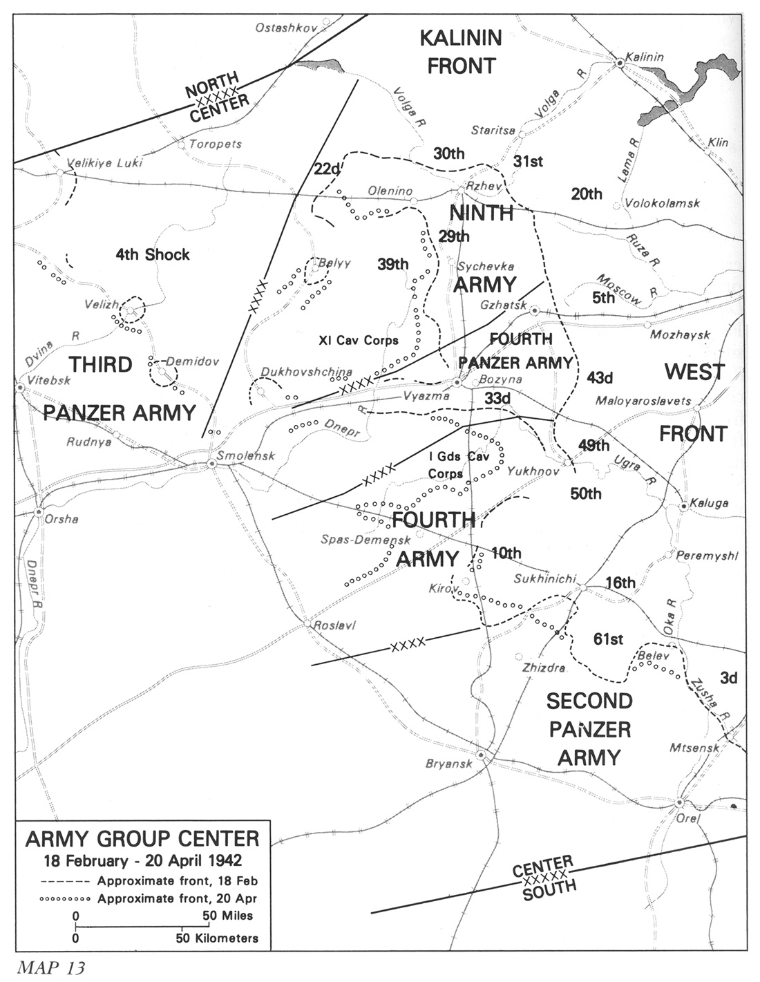 Ahc Army Group Center Annihilated At Moscow Then What