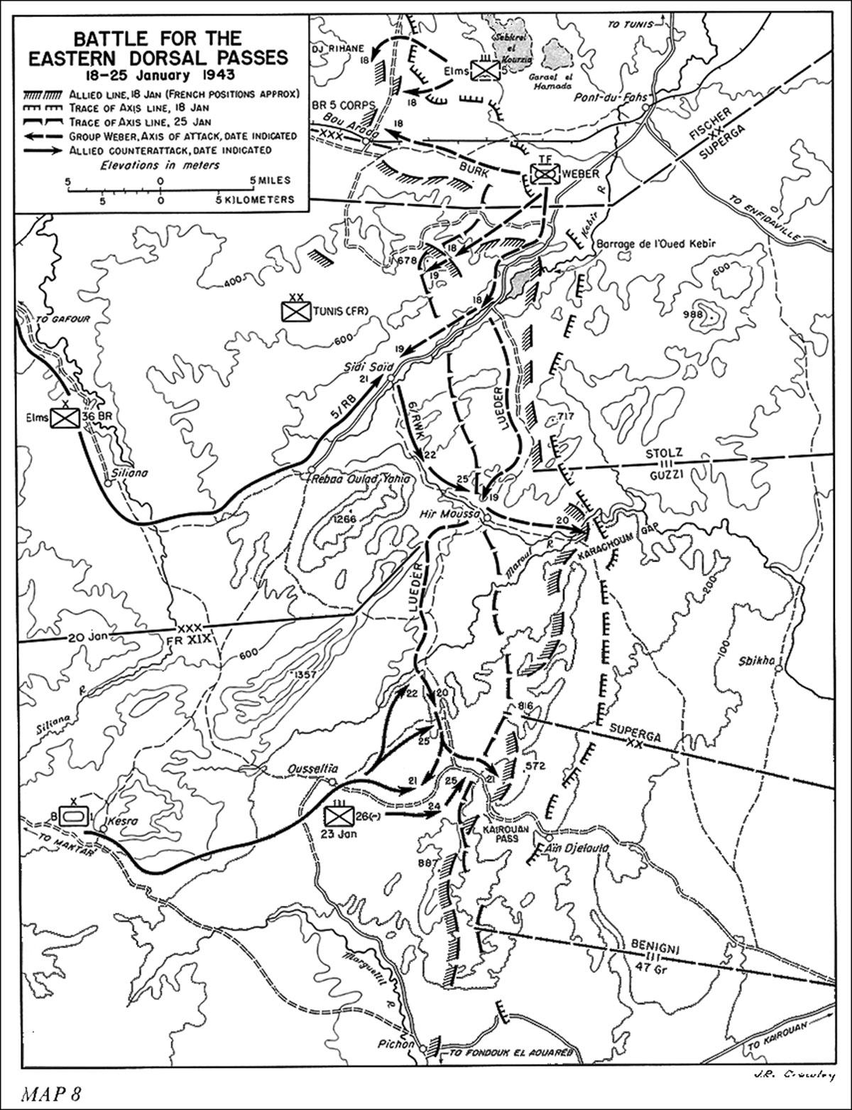 HyperWar: US Army in WWII: Northwest Africa: Seizing the