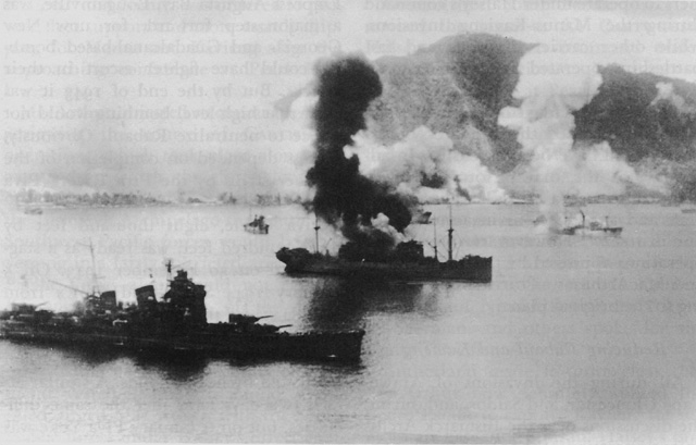 HyperWar US Army in WWII CARTWHEELThe Reduction of Rabaul
