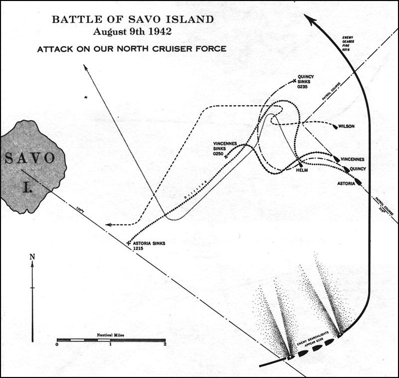 HyperWar: The Battle of Savo Island [ONI Combat Narrative]