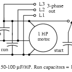Single Phase Dol Starter Wiring Diagram Neuron Anatomy Lessons In Electric Circuits Volume Ii Ac Chapter 13 More Efficient Static Converter Start Capacitor 50 100µf Hp Run Capacitors 12 16µf Adapted From Figure 1 Hanrahan 9