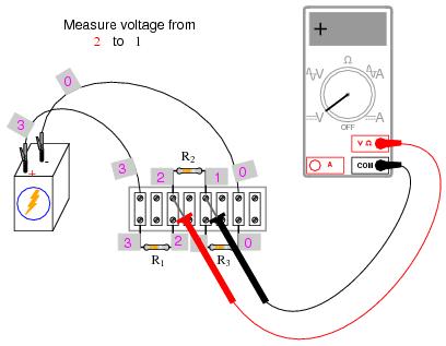 Dc Voltmeter Diagram Power Supply Diagram Wiring Diagram