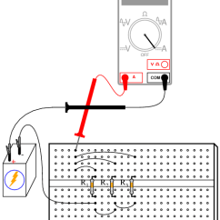 Resistor Circuit Diagram Wiring Ez Go Gas Powered Golf Cart Lessons In Electric Circuits Volume Vi Experiments Chapter 3