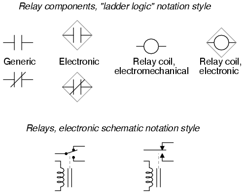 dpdt relay wiring diagram crossover cable t568b electrical contact symbols lessons in electric circuits volume v reference chapter 9