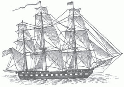 The Project Gutenberg eBook of Four American Naval Heroes
