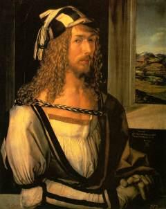 autoportrait de Dürer