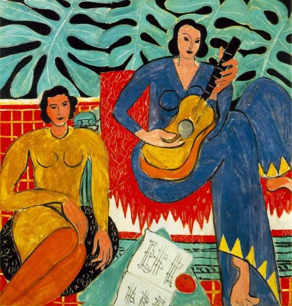 Webmuseum Matisse Henri -mile-benot