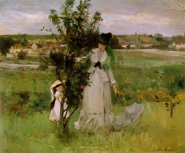 Webmuseum Morisot Berthe