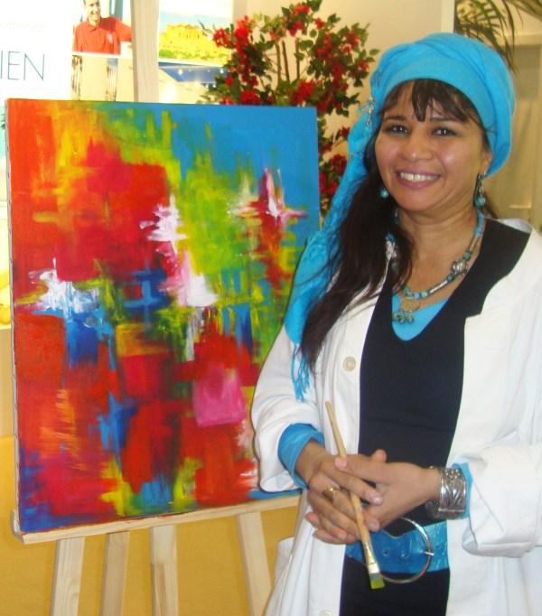 Tozart Raoudha Bribech Tunisian Woman Artist