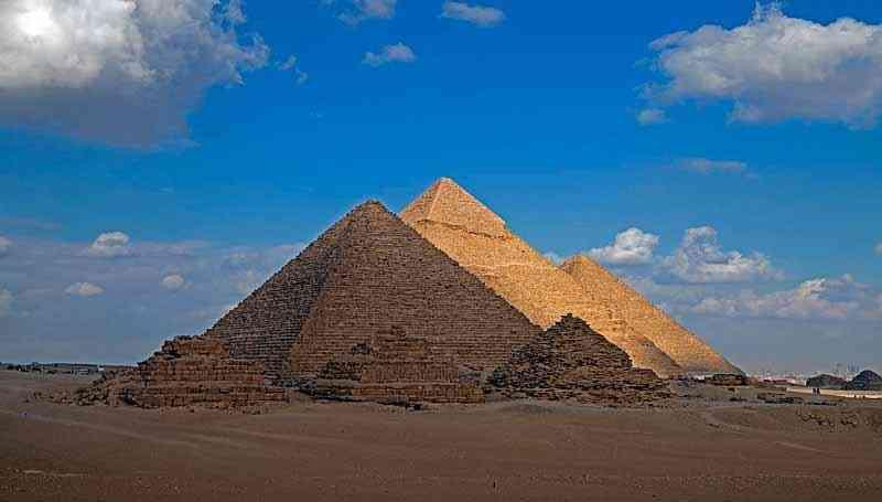 Giza Platue