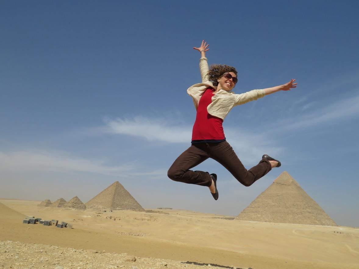Pyramids of Giza 4