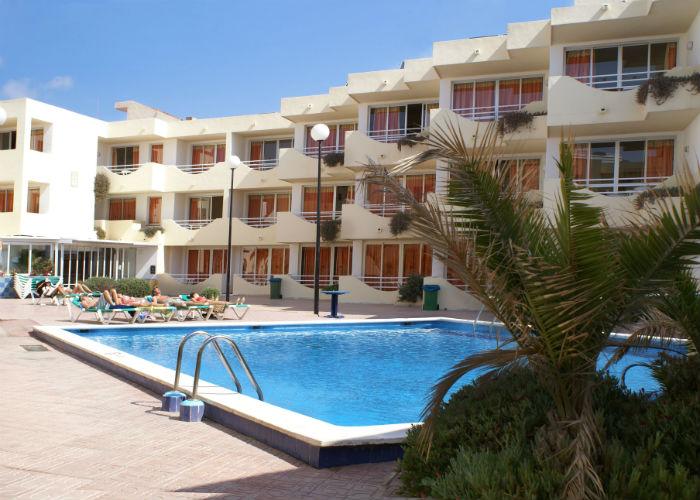 BORA BORA JET APARTHOTEL  rservation appartements  Ibiza