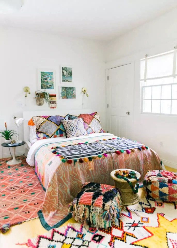 The perfect boho home inspiration for you to discover