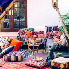 Outdoor Bistro Chairs Slipcovers For Living Room Chair How To Create Your Own Perfect Boho Styled Patio In 6 Easy Ways.