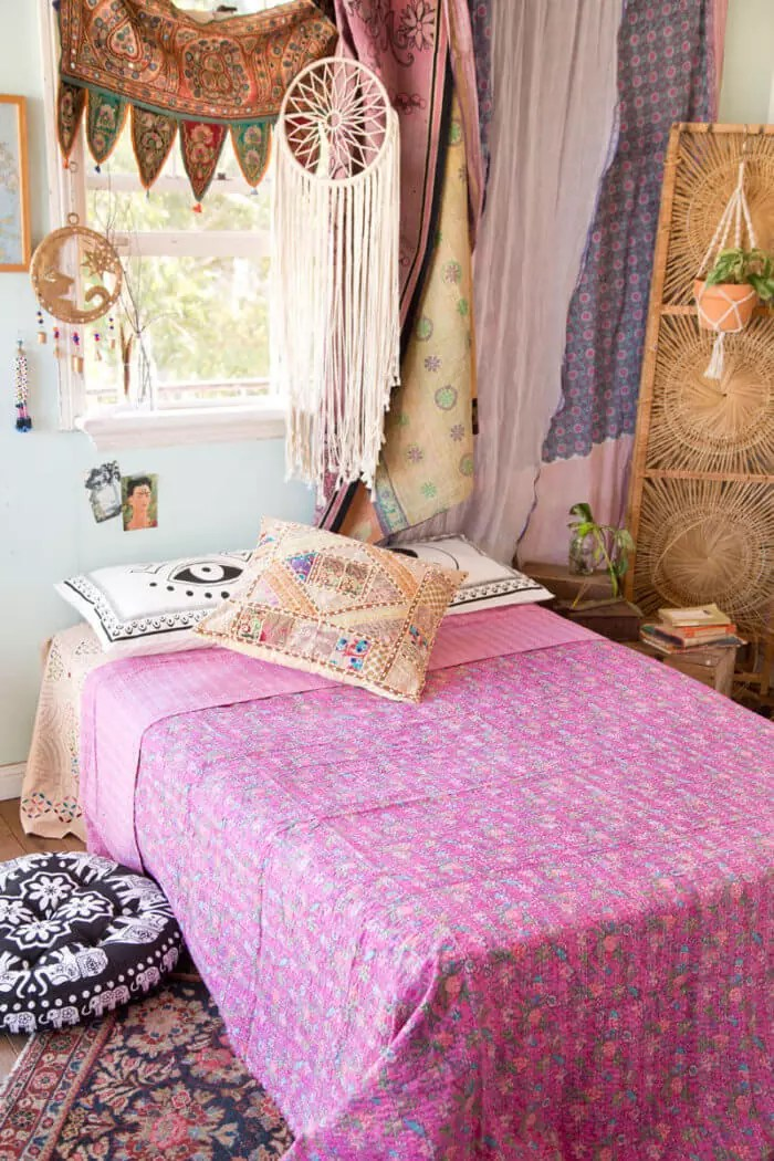 vintage gypsy home  Beautiful bohemian homes you will love