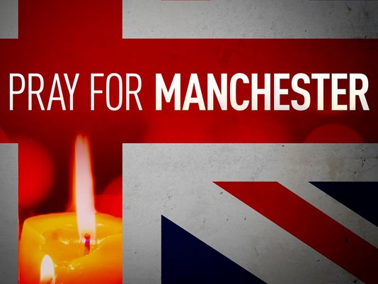 Image result for pray for manchester