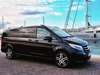 Mercedes Minivan Ibiza