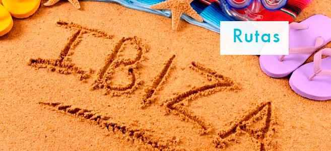 Rutas por Ibiza y Formentera