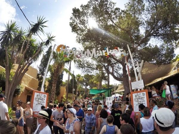 Hippie Market Es Canar Ibiza