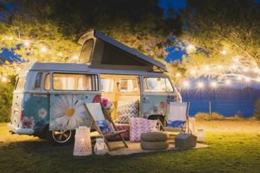 Campervan Suite: Dormir como un hippie en Ibiza sin salir del hotel!