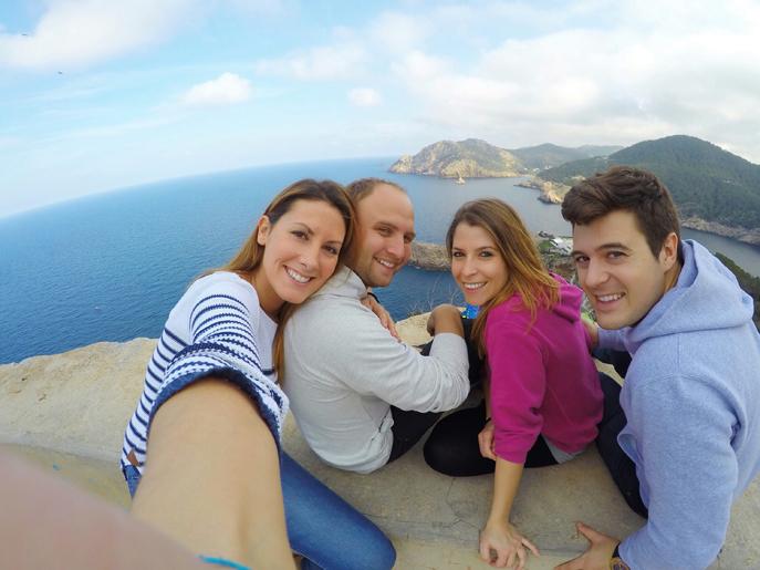 Selfie-SaFerradura
