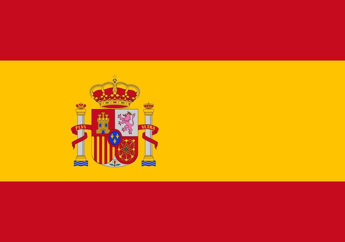 Spanje in trek bij toeristen