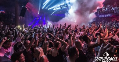Ibiza Party Agenda