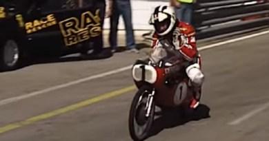 Crematie motorsportlegende Angel Nieto op Ibiza