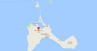 Man overleden na motorongeval op Formentera
