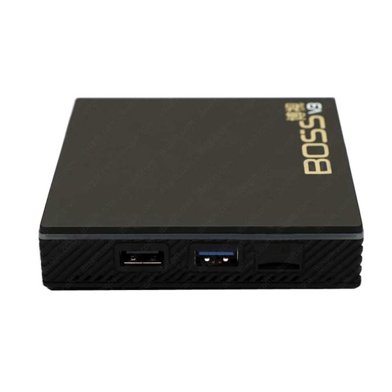 Best Buy Boss TV Version 3 TV Box Global Network TV - BOSSV3 | ibizgift LifeStyle Shop
