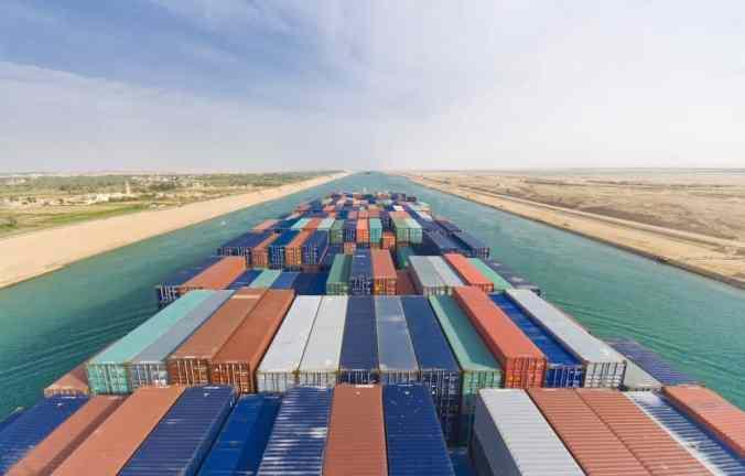 Suezcanal risk