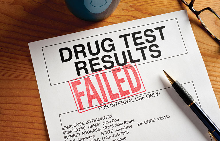 Failed Drug Test - What It Could Mean For You? - I Blogs Hub