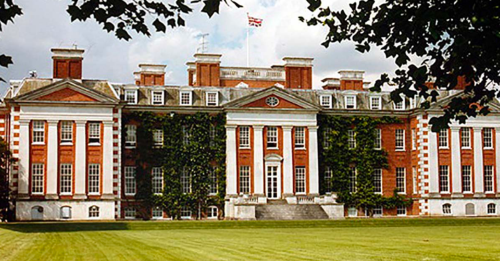 Hursley Labs has the look look like a classic English setting but houses some of today's most innovative technology, thanks to IBM.
