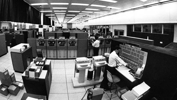 IBM System 360 at NASA, circa 1969