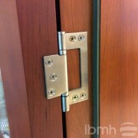 Product Line managed by IBMH | Flush Hinges