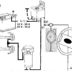 Air Horn Wiring Diagram With Relay 5 Pin Cdi Box Canister Removal Installation