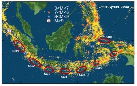 seismic gap indonesia