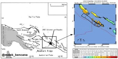 sumber gempa bumi solomon