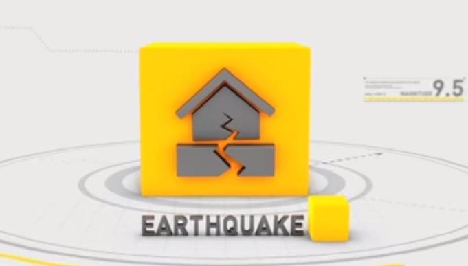 agar selamat dari gempa bumi