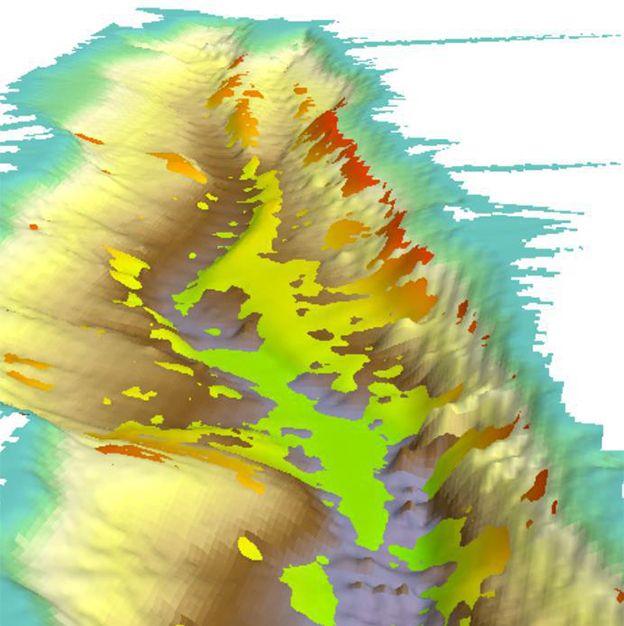Longsor bawah laut palu