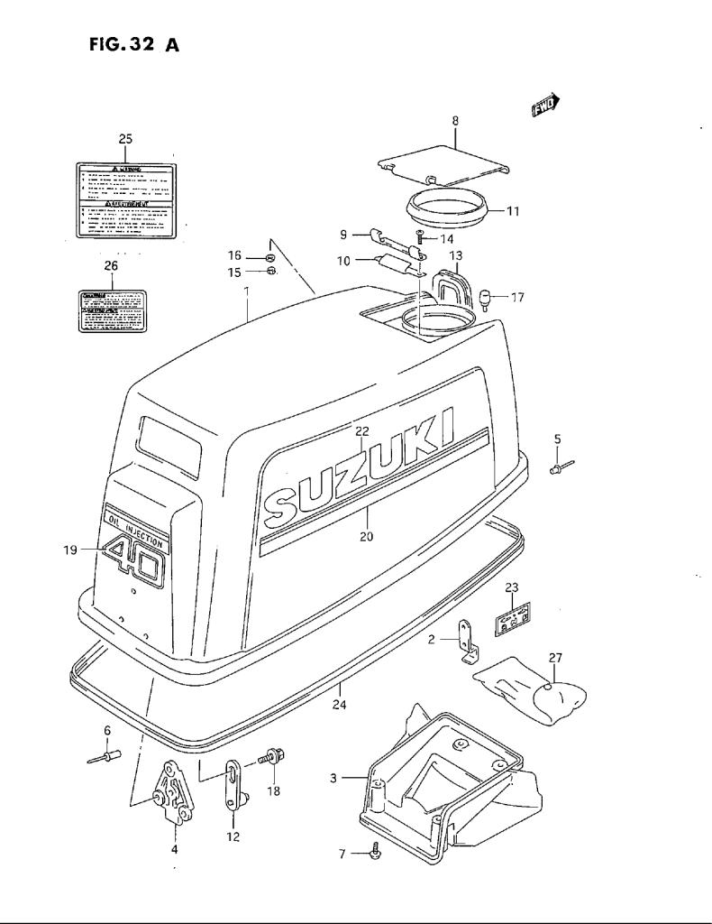 medium resolution of engine cover