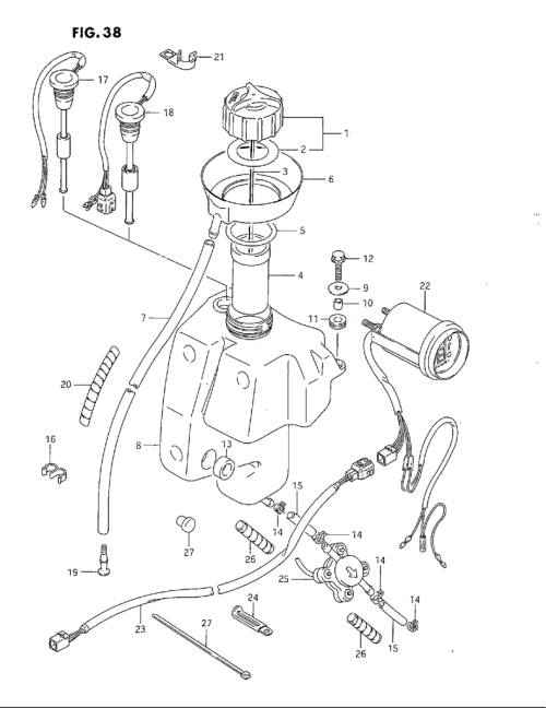 small resolution of oil tank