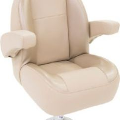 Replacement Captains Chairs For Boats Teak Folding Boat Helm Pilot Iboats Lippert Platinum Series Low Back Non Reclining Seat W Arms Beige