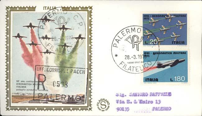 Buste primo giorno  fdc  catalogo completo dei francobolli italiani