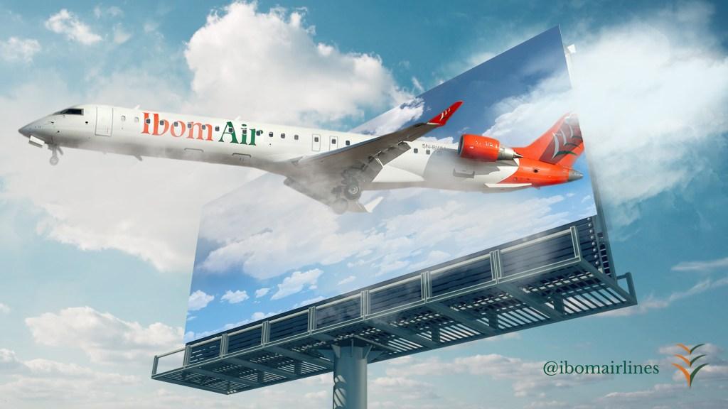 Ibom Air is Airborne