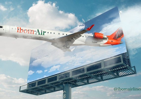 Ibom Air is Airborne