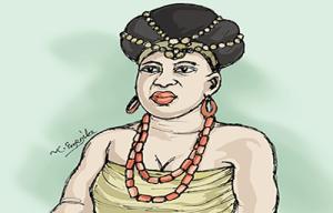 peculiar queen