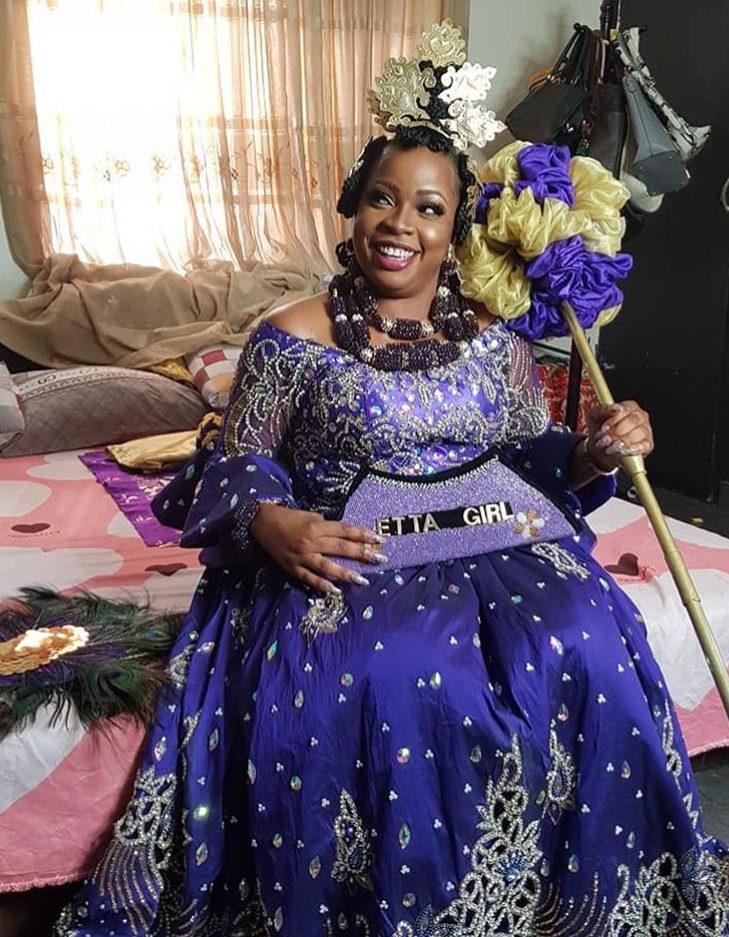 Efik bride